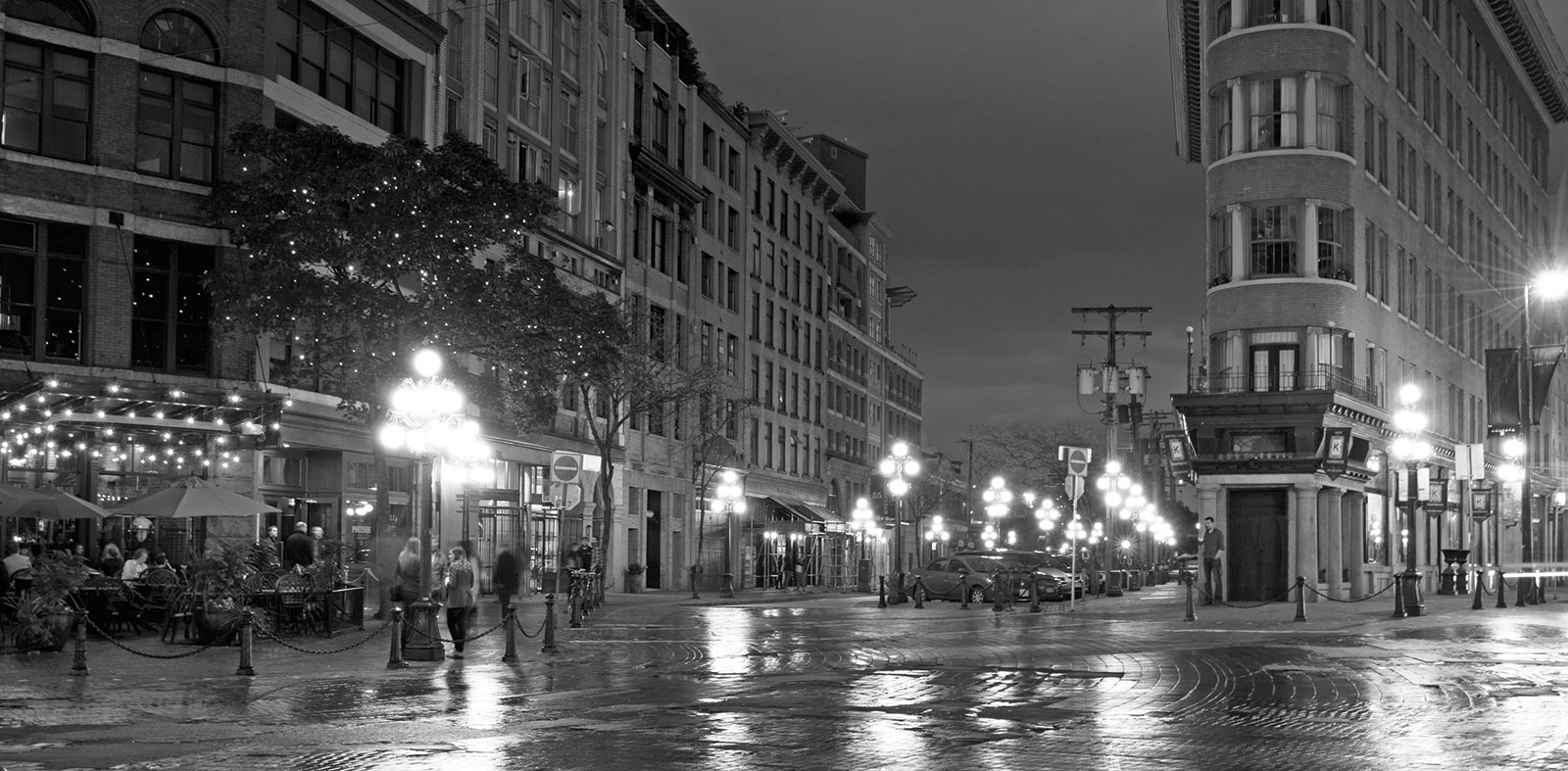 Urbanity Publishing Gastown Vancouver
